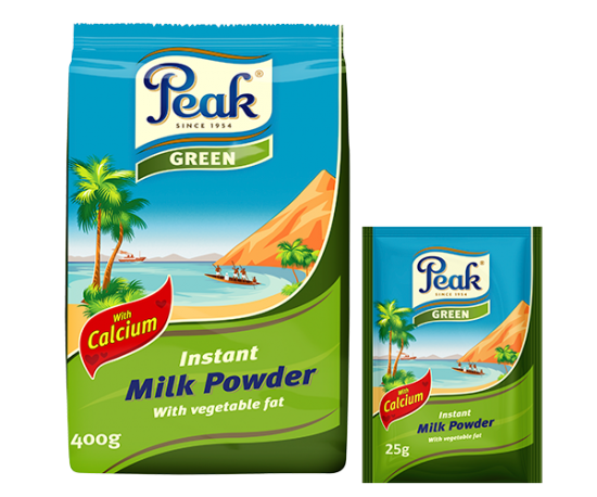 Peak_Green powder_combi